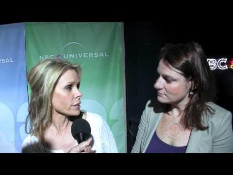 Cheryl Hines & Denise Cramsey Discuss NBC's 'School Pride' At 2010 TCA Summer Sessions