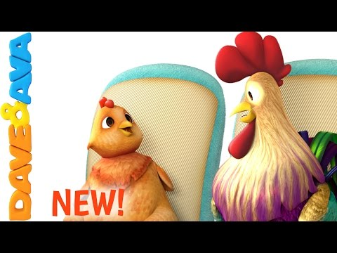 Thumbnail: 🐓 The Wheels on the Bus Song – Part 3 | Nursery Rhymes and Baby Songs from Dave and Ava 🐓