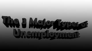 Types of Unemployment - AP Macroeconomics