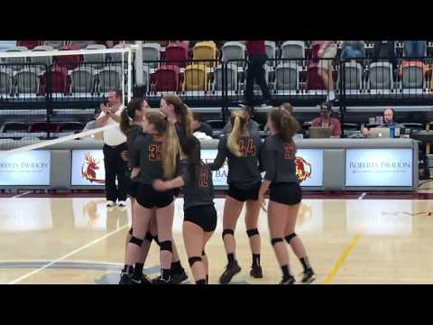 Cms Volleyball Hosts La Verne In Sciac Tournament Semifinals Claremont Mudd Scripps