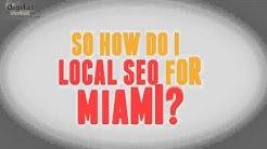 Local SEO Company Miami | All Searches CAN Lead to You