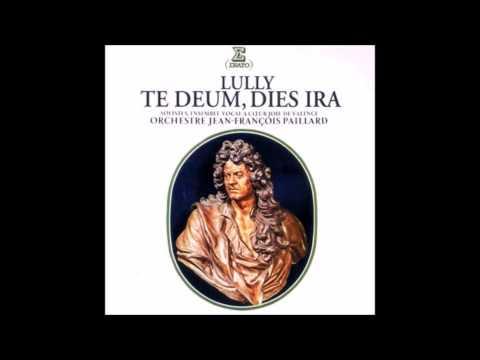 """Jean-Baptiste Lully """"Te Deum"""" Jean-Francois Paillard"""