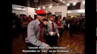 Salsa Dancing Columbus Ohio - DJ Bloo Cha Cha Line - 2