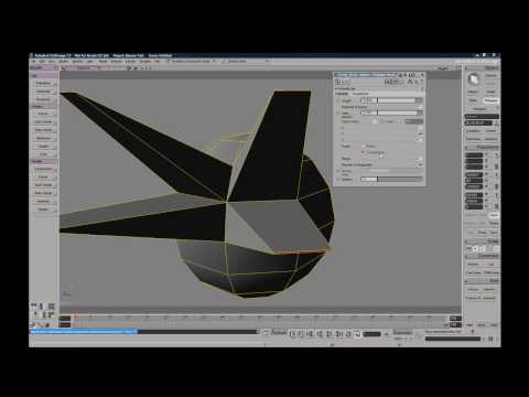 Softimage XSI  Extrude Along Axis Extrude along Curve