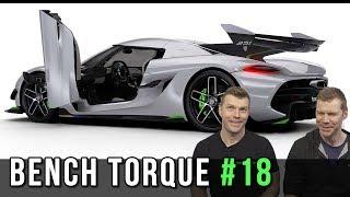 BENCH TORQUE #18 | 500kph Hypercar, Camaro down under & the Holy Grail | fullBOOST