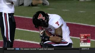 Texas Tech at Arkansas - Second Half Highlights