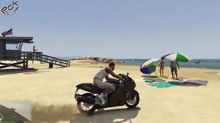 Gta 5 random Free roam gameplay Max Setting Pc  - Pro Game Killer