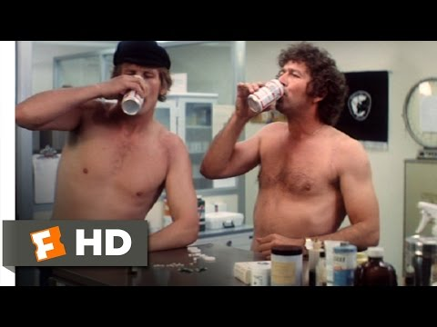 North Dallas Forty (3/10) Movie CLIP - Breakfast of Champions (1979) HD