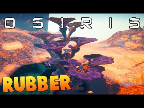 Proteus II Unearthed - FABRICATOR | RUBBER TREE - Osiris New Dawn Gameplay