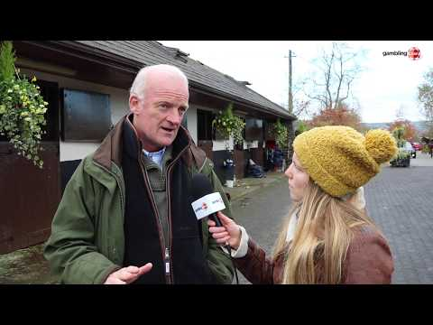 Willie Mullins Stable Tour - Gambling.com