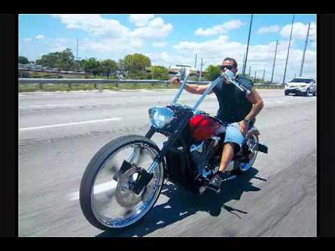 """Custom Honda VTX 1800 26"""" FRONT RIM!!! - YouTube"""