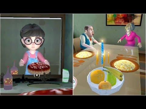 Scary Teacher 3D Date Night Horrors   Girl Avatar Tani