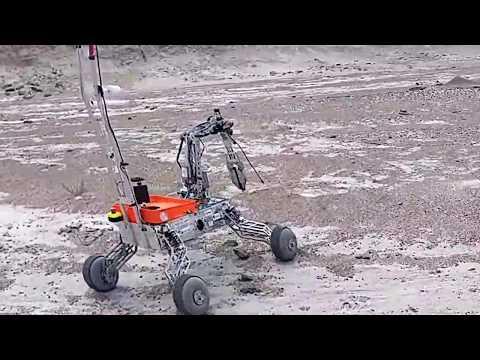 ITU Rover Team / Science Cache Task / URC 2017