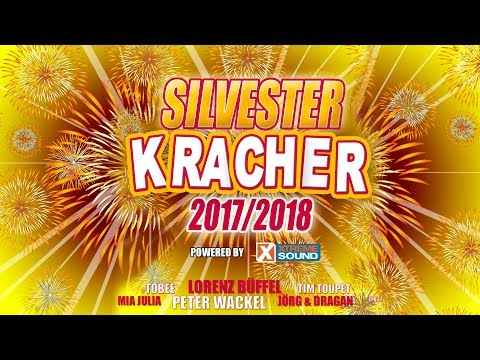 Silvester Party Mix 2017/2018 | Silvester Kracher Schlager & Party Mix | 1h Dance, Apres Ski...