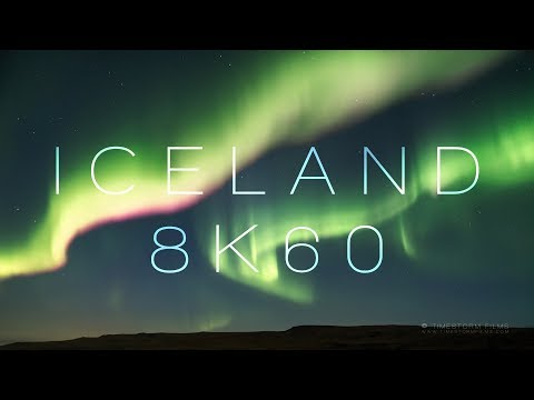 100 HOURS IN ICELAND | 8K60P