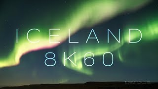 100 HOURS IN ICELAND | 8K60FPS