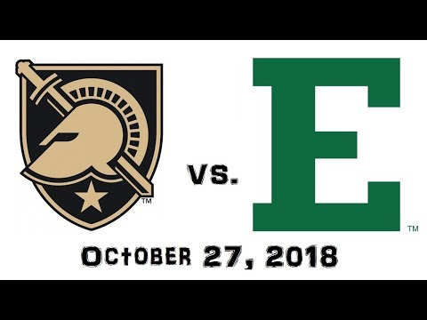 October 27, 2018 - Army Black Knights Vs. Eastern Michigan Eagles Full Football Game