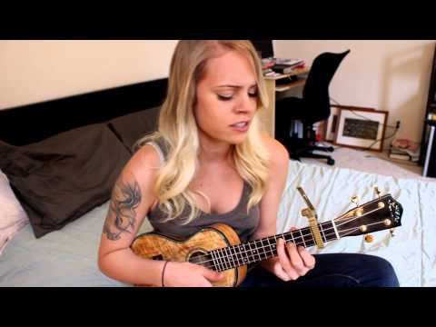 Can't Help Falling In Love - Elvis Presley (Ukulele Cover By Stormy Amorette)