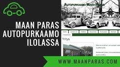 Autopurkaamo Ilola - Autopurkaamo Maan paras - 019656740