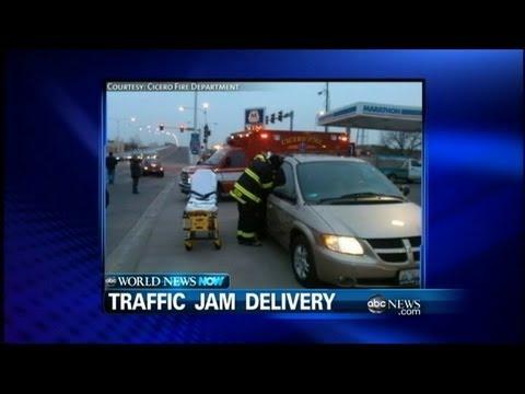 WEBCAST: Traffic Jam Baby