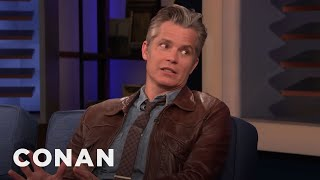 "Timothy Olyphant: Working On ""Once Upon A Time In Hollywood"" Was A Dream Come True - CONAN on TBS"