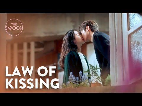 Lee Min-ho teaches Kim Go-eun the laws of kissing | The King: Eternal Monarch Ep 9 [ENG SUB]