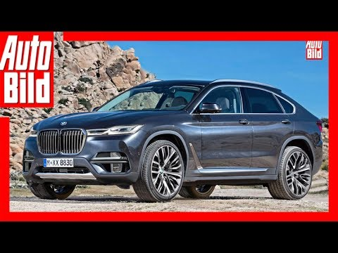 BMW X8 (2020) - Bayrisches Super-Luxus-SUV