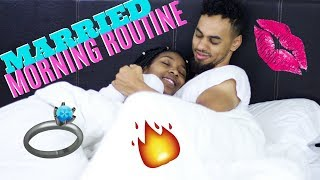 💍MARRIED LIFE MORNING ROUTINE!