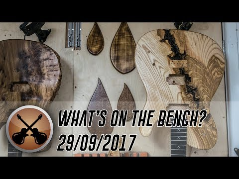 What's on the Bench? - 29/09/2017