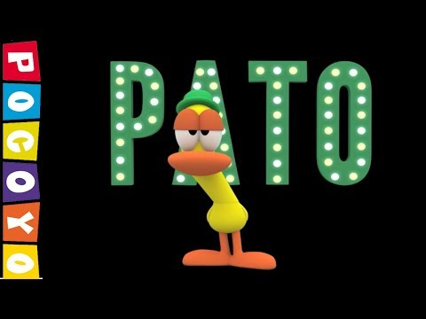 Pocoyo - Pocoyo & Pato - Pocoyo long episodes in English  -  Pato's best moments