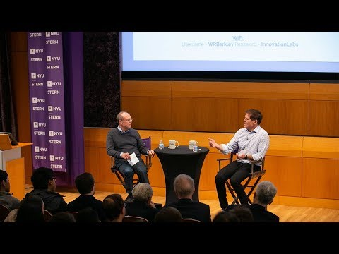 """Fireside Chat, Q&A and """"Stern Tank"""" with Mark Cuban"""