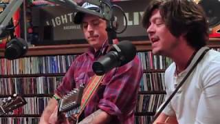 The Wild Feathers - Wild Fire - Live on Lightning 100