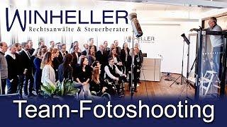 Team-Fotoshooting 2018