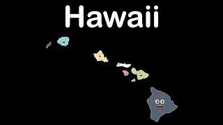 Hawaii/Hawaiian Islands/Hawaii for Kids/Hawaiian Geography