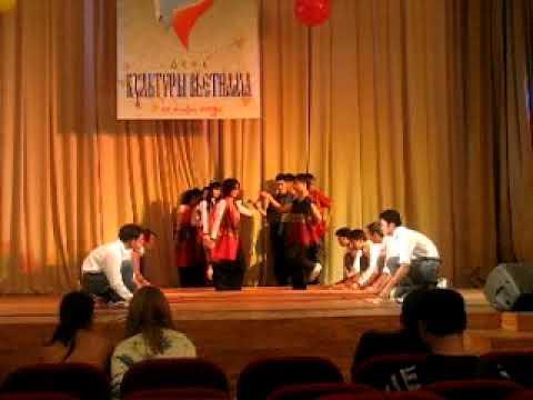 nhảy sạp festival 2009 vietnam-saint