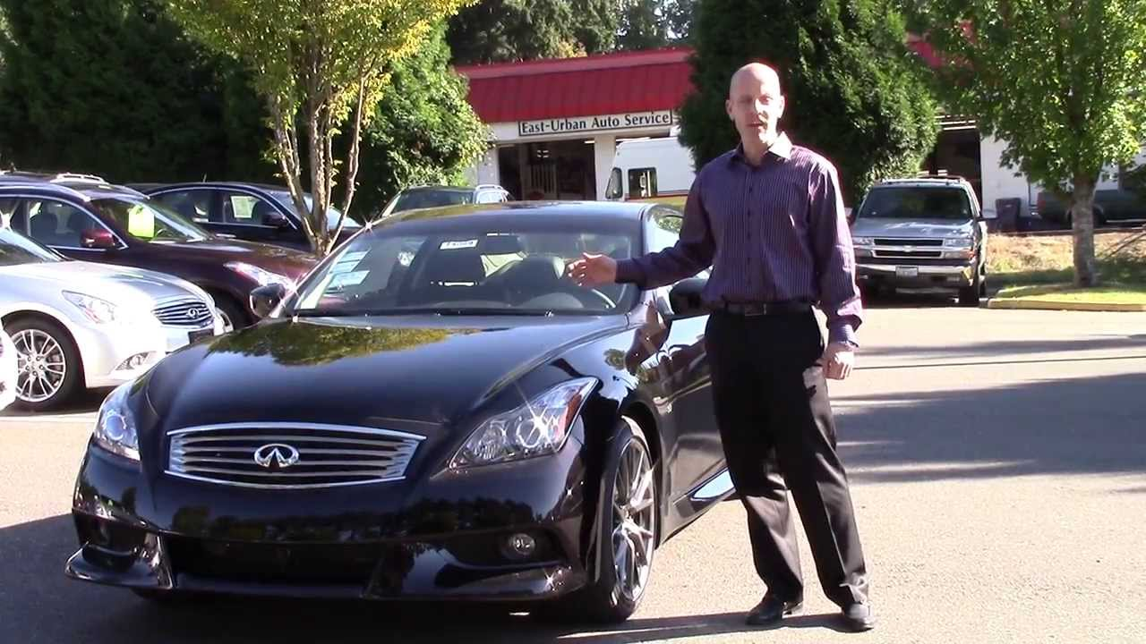 2015 Infiniti Ipl >> 2014 Infiniti Q60 Ipl Review A New Name For The Former G37 Coupe