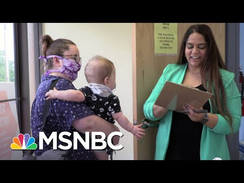 Daycare Centers Begin To Reopen With Coronavirus Precautions Amid Pandemic | MSNBC
