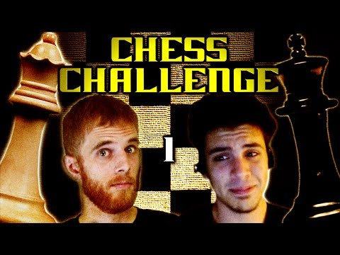 The Chess Challenge: HUTCH VS CHILLED (Game 1)