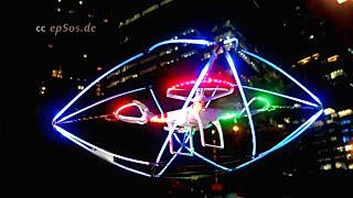 Nice Drone UFO MOD with LED Lights