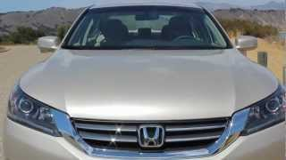 2013 Honda Accord - FIRST LOOK & REVIEW