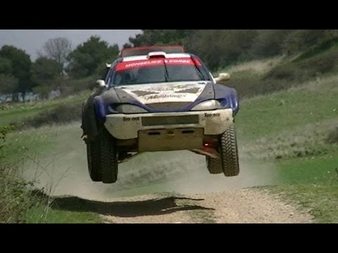 3° Baja Terra Del Sole 2013 Cross Country Rally 4X4 [Full HD]