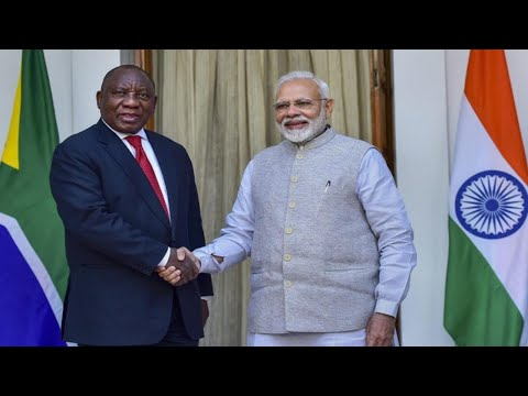 PM Modi conveys India's full support for joint African effort against pandemic| FIRST NEWS|