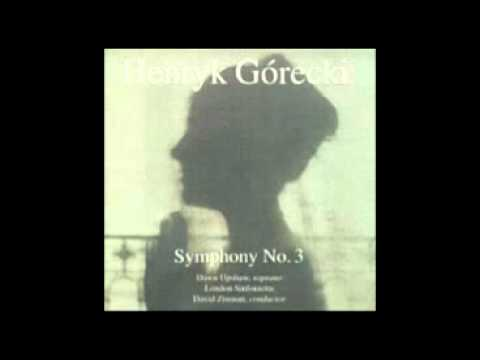 Henryk Górecki - Symphony Nº3 (Symphony of Sorrowful Songs) Third Movement