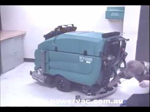 tennant 5700 operator training video from powervac youtube rh youtube com Tennant 5700XP Floor Sweeper Parts by Picture Tennant 5700XP Floor Sweeper Parts by Picture