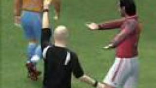 Fifa 08 Demo Gameplay
