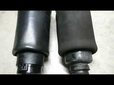 Arnott vs Bilstein vs RMT air suspension