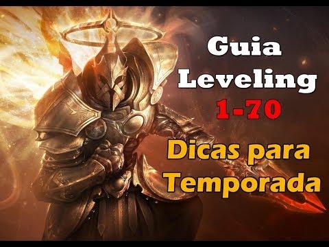 Guia Para Temporada Diablo 3 - Upar Com Facilidade