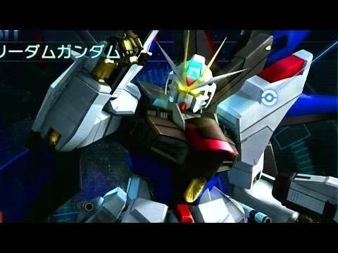 Shin gundam musou kira yamato strike freedom gameplay for Domon vs heero