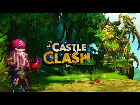 BEST CASTLE CLASH SKILL COMBOS!!!