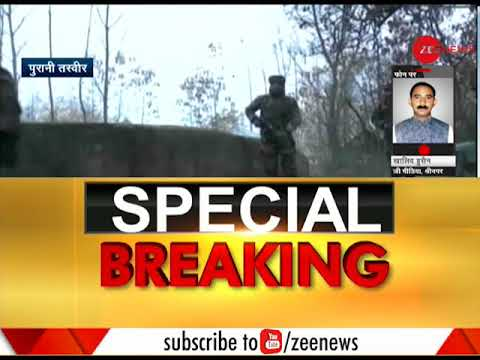Security forces resume anti-terror ops in Jammu and Kashmir, kill 4